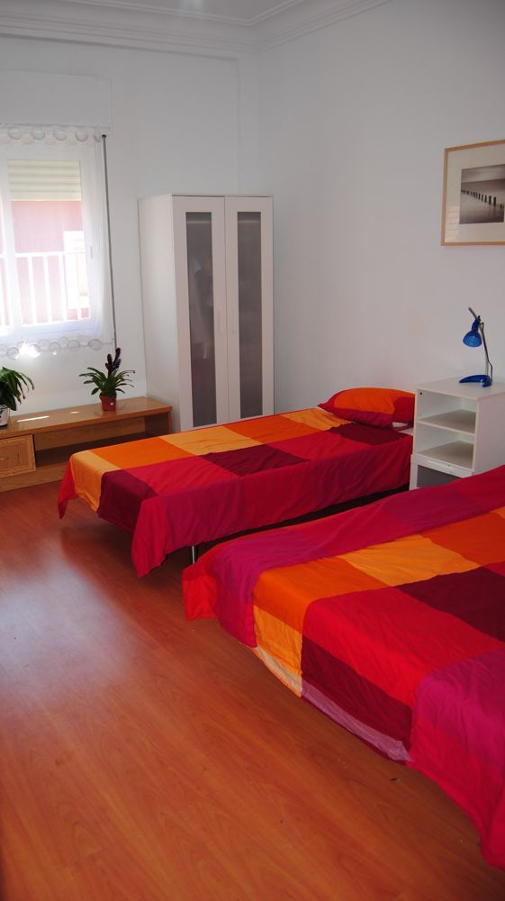 1 - double rooms to rent in shared accommodation in central madrid